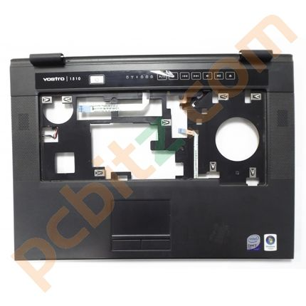 Dell Vostro 1510 Palmrest + Touchpad and button bar 0F683N
