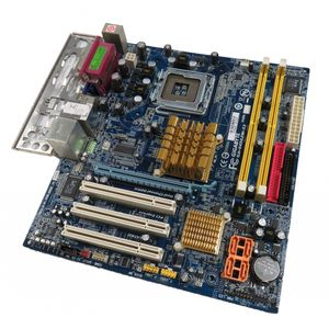 Gigabyte GA-945GZM-S2 Rev 3.9 LGA775 Motherboard With I/O Shield