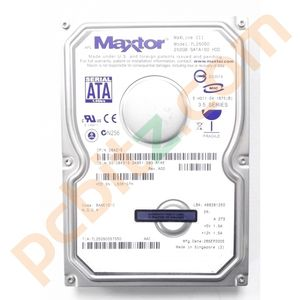 "Maxtor MaXLine III 7L250SO 250GB SATA 3.5"" Desktop Hard Drive"