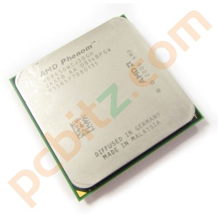 AMD Phenom X3 HD8450WCJ3BGH 2.10GHz Socket AM2/AM2+ CPU