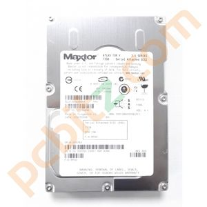 "Maxtor Atlas 10K V 73GB SAS 3.5"" Desktop Hard Drive"