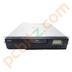 Sony AIT4 StorStation LIB-162 Autoloader (16 Tapes, 1 Drive)