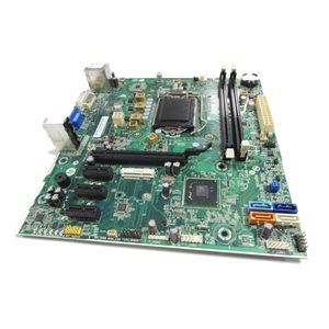 HP H-Cupertino-H61 AOS-H 642201-001 Socket 1155 Motherboard without BP