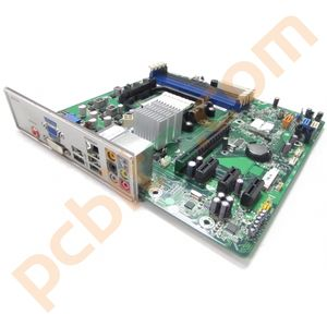 HP 620887-001 H-Alvorix-RS880-uATX Socket AM3 Motherboard With BP