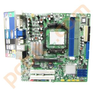 Acer RS740M03A1-8KSDH Socket AM2 Motherboard With BP