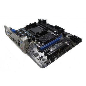 MSI MS-7641 Ver. 3.0 760GM-P23 (FX) Motherboard Socket AM3+ with Backplate