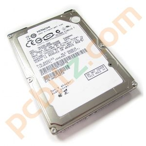 "Hitachi HTS542520K9SA00 200GB SATA 2.5"" Laptop Hard Drive"