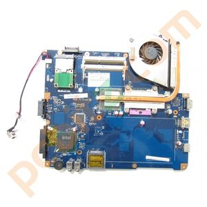 Toshiba Satellite Pro L450-17L Motherboard + Celeron 900 with Heatsink and Fan