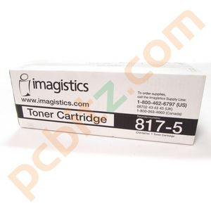 Imagistics (Pitney Bowes) 817-5 Black Toner Cartridge